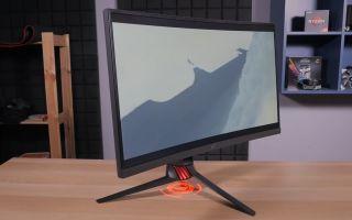 Изогнутый монитор или всё же плоский, какой лучше выбрать?