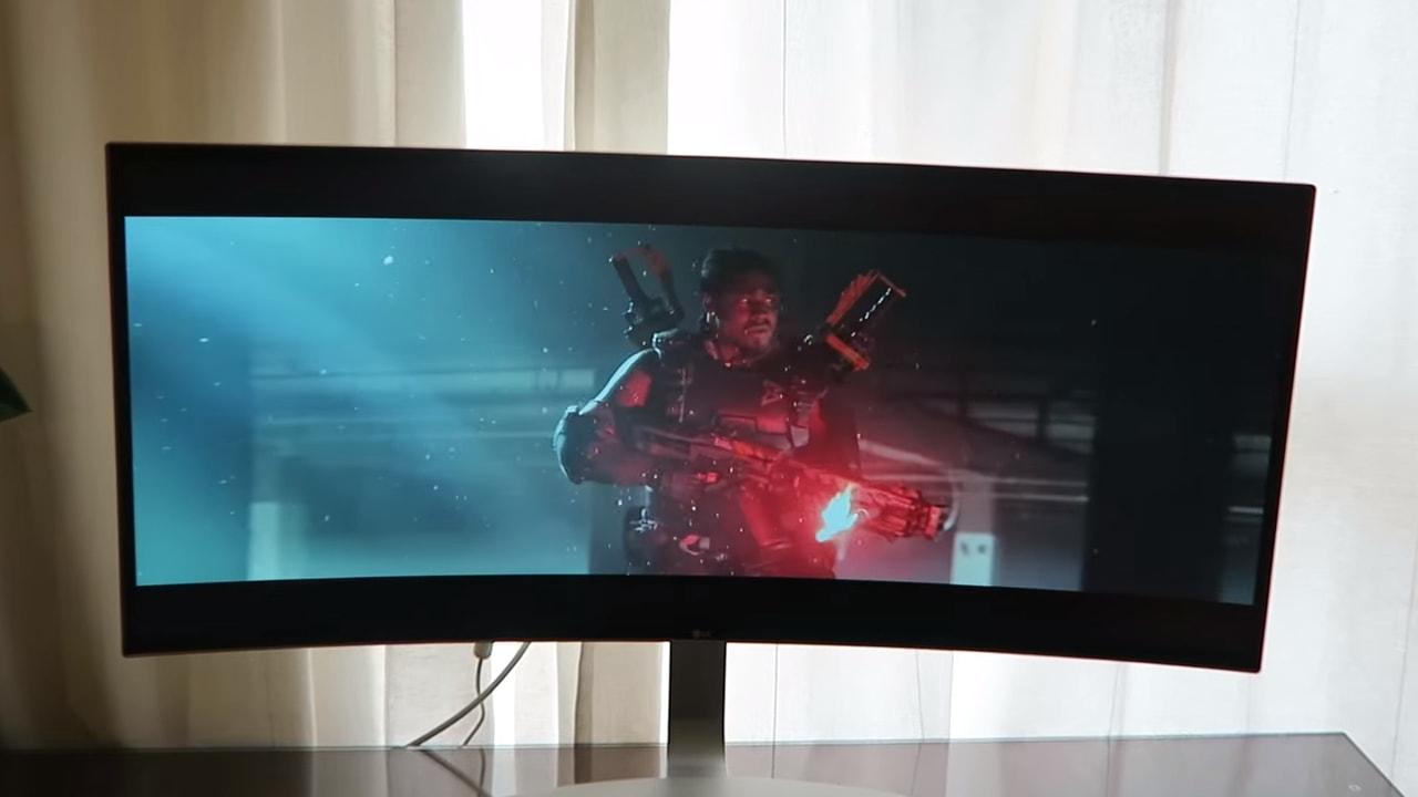 игровой монитор