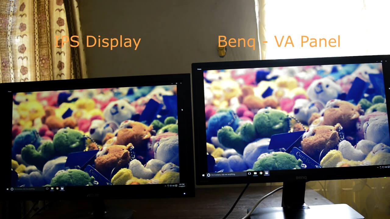 va vs ips матрицы