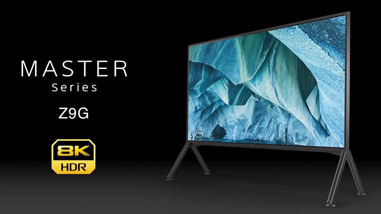 8к телевизор серии Master Z9G