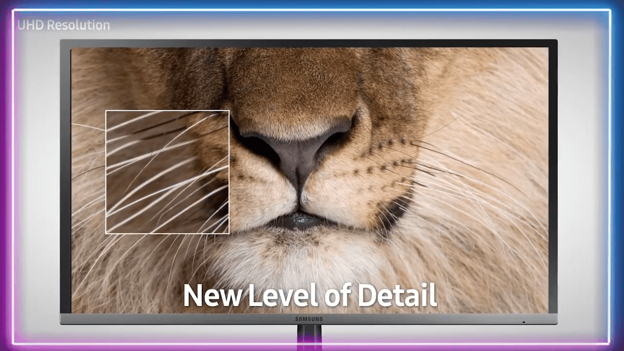 качество изображения в мониторе ips